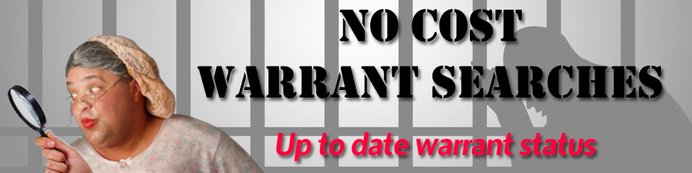 No Cost Warrant Check